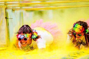 Organizar Color Run Holi Run o Carrera de colores