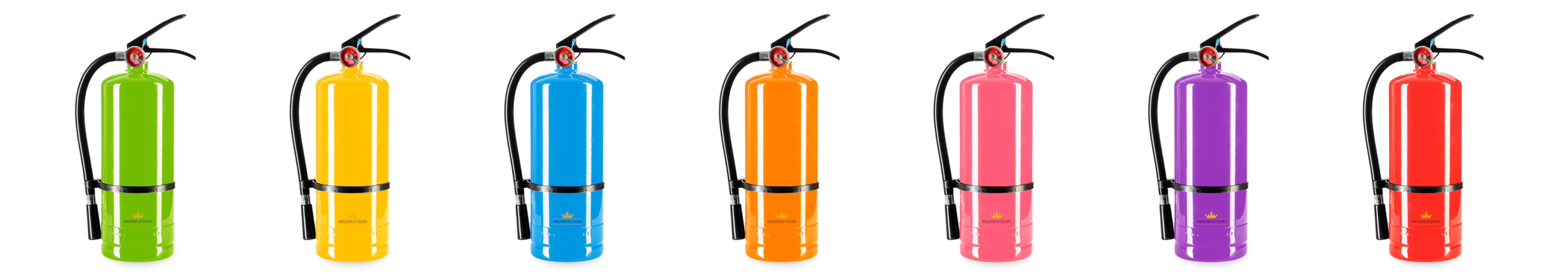 Holi Polvos extintor blower